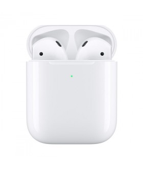 Apple AirPods 2 with Wireless Charging Case (2019) MRXJ2TY/A