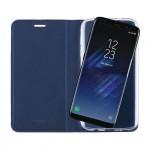 IDOL 1991 Flip Case (Samsung S8 Plus) Blue