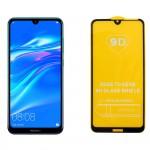 IDOL 1991 Full Cover Tempered Glass (Huawei Y7 2019) Black