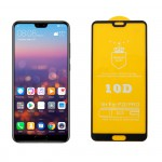 IDOL 1991 Full Cover Tempered Glass (Huawei P20 Pro) Black