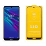 IDOL 1991 Full Cover Tempered Glass (Huawei Y6 2019) Black