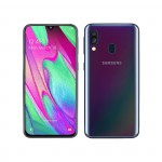 Samsung Galaxy A40 (4GB/64GB) Dual Black