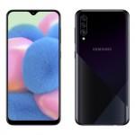 Samsung Galaxy A30S (4GB/64GB) Dual Black