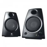 Logitech Z130 2.0 Stereo Speakers (Black)