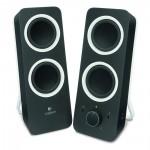 Logitech Z200 2.0 Speakers (Black)