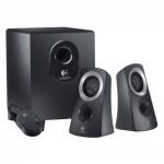 Logitech Z313 2.1 Speaker System (Black)