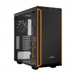 Be Quiet Case Pure Base 600 Window Orange
