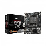 MSI A320M-A PRO Motherboard AM4 (7C51-005)
