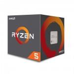 Επεξεργαστής AMD RYZEN 5 2600 6-Core 3.4 GHz AM4 65W (YD2600BBAFBOX)