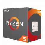 Επεξεργαστής AMD RYZEN 5 2600Χ 6-Core 3.6 GHz AM4 95W (YD260XBCAFBOX)