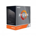 Επεξεργαστής AMD RYZEN 9 3900XT Box AM4 (4,700GHz) (100-100000277WOF)
