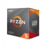 Επεξεργαστής AMD RYZEN 5 3500X Box AM4 (3,600GHz) with Wraith Spire cooler (100-100000158BOX)