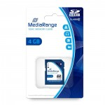 MediaRange SDHC Class 10 4 GB (High Capacity)