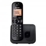 Ασύρματο Τηλέφωνο Panasonic KX-TGC210GRB Black (KX-TGC210)