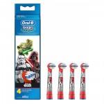 Ανταλλακτικά Oral-B Toothbrush Heads Stages Power Star Wars 4τμχ