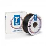 REAL ABS 3D Printer Filament - Black - spool of 1Kg - 1.75mm (REFABSBLACK1000MM175)