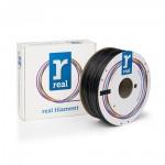 REAL ABS 3D Printer Filament - Black - spool of 1Kg - 2.85mm (REFABSBLACK1000MM3)