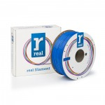 REAL ABS 3D Printer Filament - Blue - spool of 1Kg - 1.75mm (REFABSBLUE1000MM175)