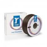 REAL ABS 3D Printer Filament - Brown - spool of 1Kg - 2.85mm (REFABSBROWN1000MM3)