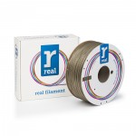 REAL ABS 3D Printer Filament - Gold - spool of 1Kg - 1.75mm (REFABSGOLD1000MM175)
