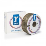 REAL ABS 3D Printer Filament - Gold - spool of 1Kg - 2.85mm (REFABSGOLD1000MM3)