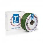 REAL ABS 3D Printer Filament - Green - spool of 1Kg - 1.75mm (REFABSGREEN1000MM175)