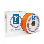 REAL ABS 3D Printer Filament - Orange - spool of 1Kg - 2.85mm (REFABSORANGE1000MM3)