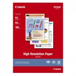 High Resolution Paper CANON A4 106g/m² 50 Φύλλα (1033A002) (CAN-HR-101A450)