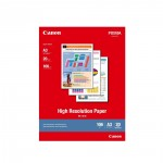 High Resolution Paper CANON A3 106g/m² 20 Φύλλα (1033A006AB) (CAN-HR-101-A3)