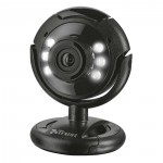 Trust Spotlight Pro WebCam with Led Lights (16428)