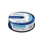 MediaRange BD-R 25GB 4x Inkjet Fullsurface Printable Cake Box x 25 (MR504)