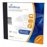 MediaRange CD/DVD/BD Laser Lens Cleaner With antistatic brush (MR725)