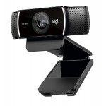 Logitech C922 Webcam Pro Stream (Black, HD) (LOGC922)