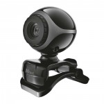 Trust Exis WebCam Black-Silver (17003)