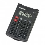 CANON AS-8 CALCULATOR  8-DIGIT (4598B001AB) (CANAS8)