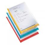 Esselte Φάκελοι Γραφείου Διάφορα Χρώματα (6 τεμάχια) (ESS15398)