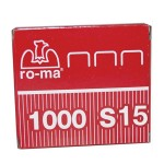 Συρραπτικά Σύρματα ROMA MAESTRI 15H (1.000 Τεμάχια) (ROM1793)