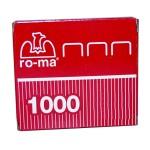Συρραπτικά Σύρματα ROMA MAESTRI 17H (1.000 Τεμάχια) (ROM1654)
