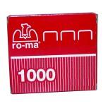 Συρραπτικά Σύρματα ROMA MAESTRI 24S (1.000 Τεμάχια) (ROM31932)