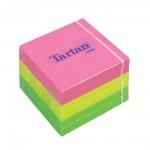 Αυτοκόλλητα Χαρτάκια 3M Tartan Neon Φωσφοριζέ 76x76mm. (MMM101077)