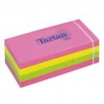 Αυτοκόλλητα Χαρτάκια 3M Tartan Neon Φωσφοριζέ 38x51mm. (MMM400963)