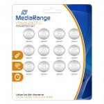 Μπαταρία Λιθίου MediaRange Coin Cells Assorted Set (12 Pack) (MRBAT139)