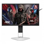 "AOC AGON AG251FZ Led Ergonomic Gaming Monitor 25"" with Speakers (AG251FZ) (AOCAG251FZ)"