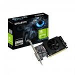 VGA Gigabyte GeForce GT 710 1GB D5 1GL low profile rev. 2.0  (GV-N710D5-1GL) (GIGGV-N710D5-1GL)