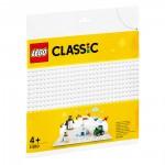 Lego Classic: White Baseplate (11010) (LGO11010)