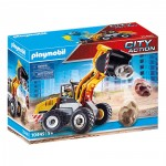 Playmobil City Action: Wheel Loader (70445) (PLY70445)