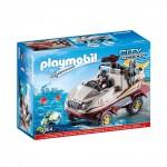 Playmobil City Action: Αμφίβιο Όχημα Ομάδας Ειδικών Αποστολών (9364) (PLY9364)