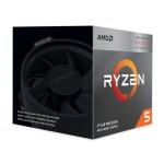AMD CPU Ryzen 5 3400G, 3.7GHz, 4Cores, AM4, Radeon RX Vega 11 Graphics