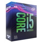 INTEL CPU Core i5-9600KF, Six Core, 3.7GHz, 9MB Cache, LGA1151