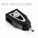 POWERTECH Βύσμα για φορτιστή LAPTOP - M19 - ASUS